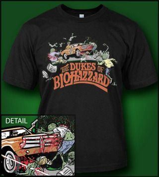 THE DUKES OF BIOHAZARD